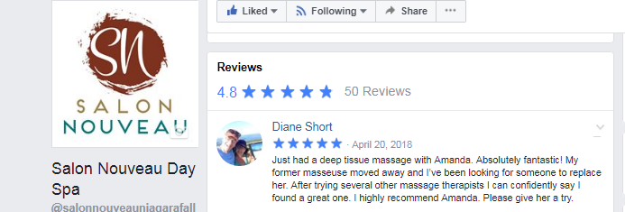 Massage Review